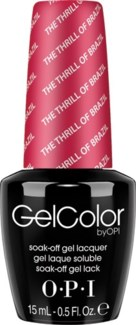 The Thrill Of Brazil GelColor 15ml