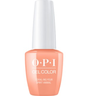 Coral-ing Your Spirit Animal Gelcolor - MEXICO