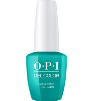 Dance Party Teal Dawn Gelcolor  - NEON MJ19