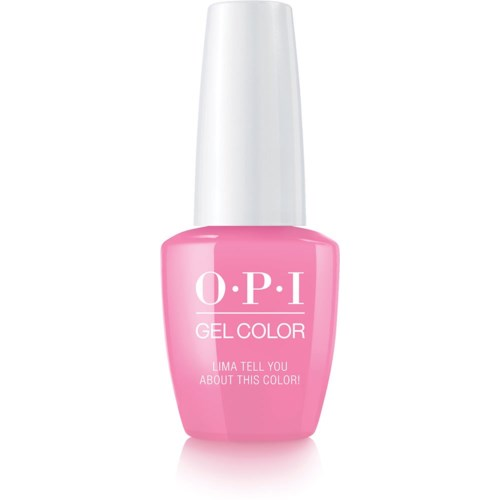 *BF Lima Tell You About This Color GELCOLOR