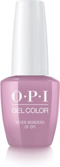 Seven Wonders of OPI GELCOLOR - PERU