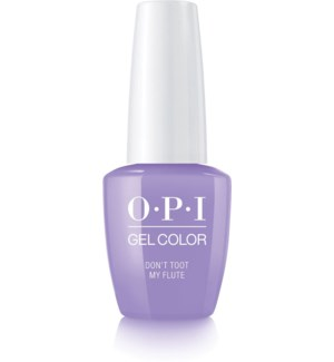 *BF Don't Toot My Flute GELCOLOR - PERU