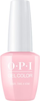 Baby Take A Vow Gelcolor - ALWAYS BARE