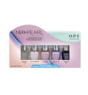 *CN 5pc NEO PEARL Infinite Mini Pack JA2020