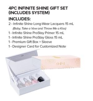 4PC ALWAYS BARE Infinite Gift Set MA19