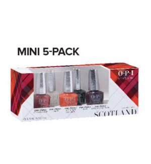 5pc SCOTLAND Infinite Mini Pack AUG 2019