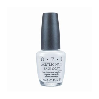 * 1/2 Oz Acrylic Nail Base Coat