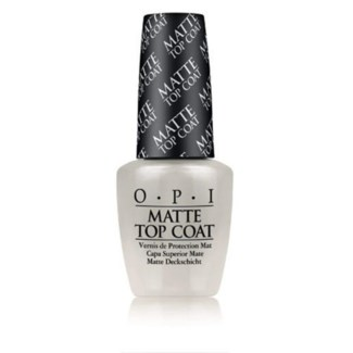 # OPI Matte Top Coat