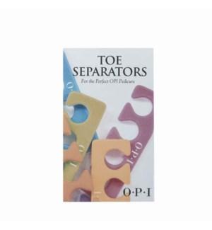 6 Pairs/Pkg Toe Separators