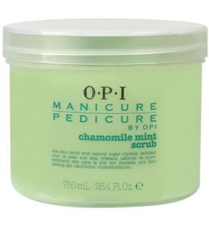 * 750ml Chamomile Mint Scrub 25.4oz