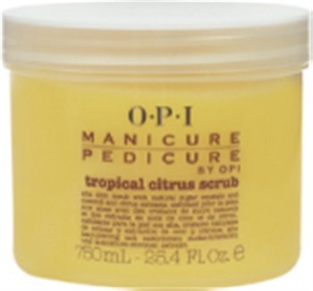 * 750ml Tropical Citrus Scrub
