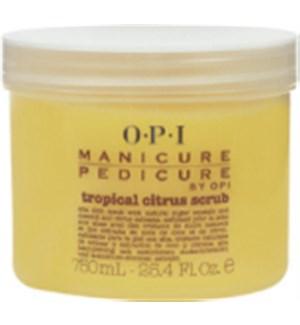 * 750ml Tropical Citrus Scrub