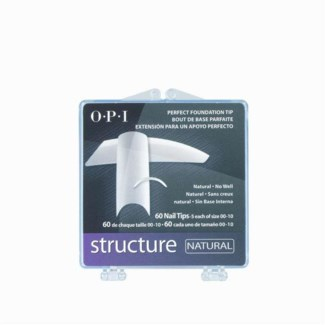 Asst 60pk Structure Nat Nail T