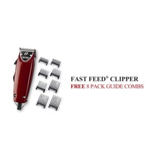 Fast Feed Clipper With 8pk Guides ND2020
