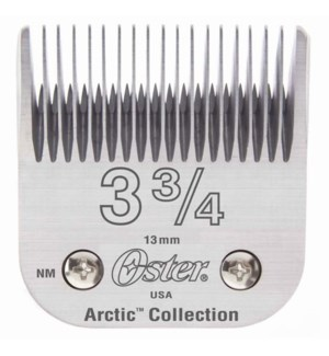 SZ 3 3/4in(1/2in)Artic Stainless Blade