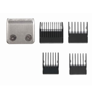 Set Of 4 Comb Guides For Clipper JUICE LI+