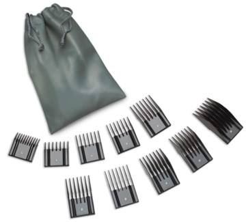 10 Pc Universal Comb Set