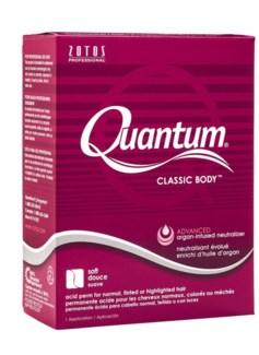 % Quantum Classic Body Burgundy Perm