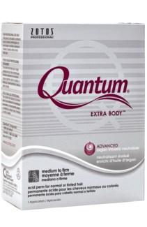 % Quantum Extra Body Grey Perm