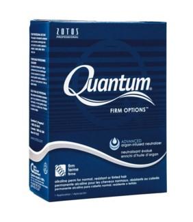 % Quantum Firm Options Perm Blue