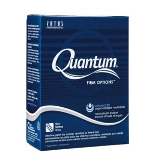 Quantum Firm Options Perm Blue