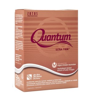 Quantum Ultra Firm Exothermic Perm GOLD