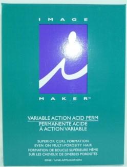 Image Maker Acid Perm GREEN BOX