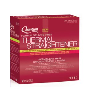 * DISC Color Treated Thermal Straightener