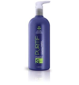* DISC Ltr Puritif Shampoo