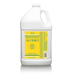 3.6L Acclaim Shampoo Gallon CNBO