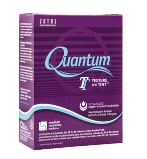Quantum TNT Purple Ring Perm