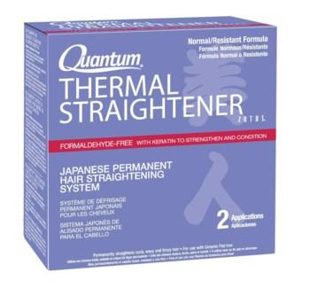 * Normal Thermal Straightener