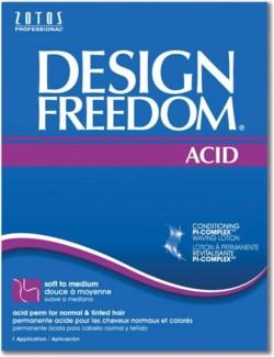 @ Design Freedom Acid Perm N/T REGULAR