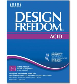 Design Freedom Acid Perm N/T REGULAR