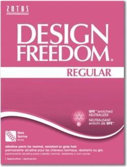 Design Freedom Regular Alkaline Perm