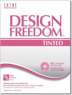 % Design Freedom Perm Tinted