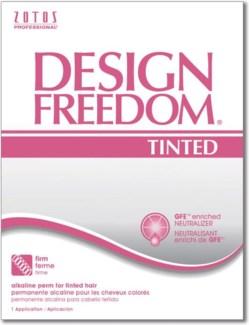 @ Design Freedom Perm Tinted