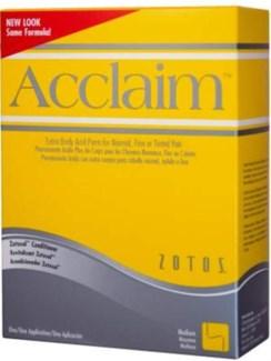 % Acclaim Acid Perm Extra Body