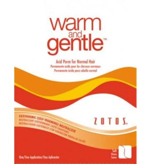 Warm & Gentle Acid Perm Regular