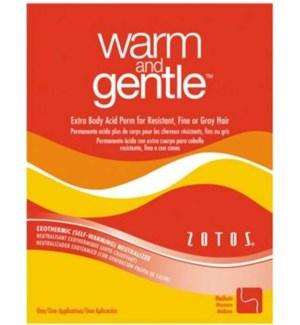 Warm & Gentle Acid Perm X-tra Body