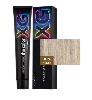 90ml 10N Paul Mitchell the color XG 3oz