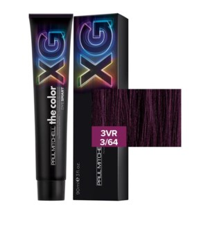90ml 3VR Paul Mitchell the color XG 3oz