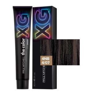 90ml 4NB Paul Mitchell the color XG 3oz
