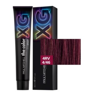 90ml 4RV Paul Mitchell the color XG 3oz