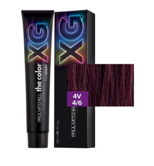 90ml 4V Paul Mitchell the color XG 3oz