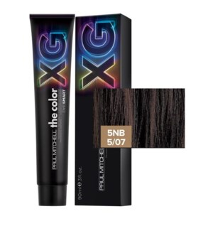 90ml 5NB Paul Mitchell the color XG 3oz