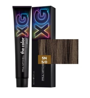 90ml 5N Paul Mitchell the color XG 3oz