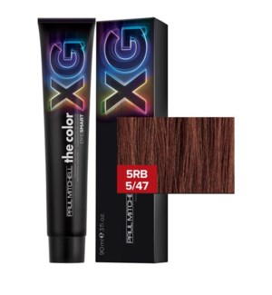 90ml 5RB Paul Mitchell the color XG 3oz