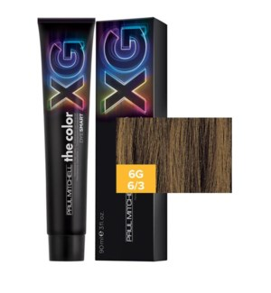 90ml 6G Paul Mitchell the color XG 3oz