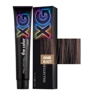 90ml 6NB Paul Mitchell the color XG 3oz